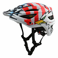 Troy Lee Designs 2020 A2 MTB Helmet MIPS Screaming Eagle White All Sizes