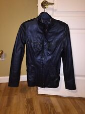 Roberto Cavalli Original Leather Jacket