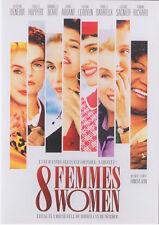8 WOMEN (OZON, DENEUVE) - ENG SUB *NEW DVD*
