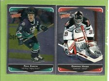 1999-00 Upper Deck Ultimate Victory Set # 1 to 90