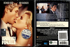 Analisi finale (1992) DVD