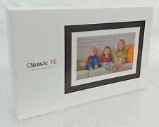 "Dragon Touch Classic 10"" IPS Wi-Fi Cloud Photo Frame Digital - Purple"