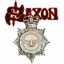 SAXON - STRONG ARM OF THE LAW   CD NEUF