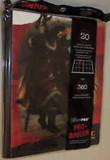 MTG 9 POCKET 20 PAGE BINDER SARKHAN SORIN Khans of Tarkir Magic the Gathering