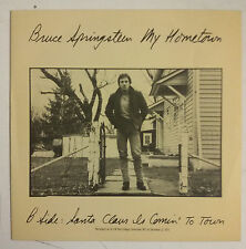 "Bruce Springsteen My Hometown. Single 7"" Spain original 1985"