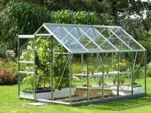 Clear Greenhouse Acrylic Polycarbonate Perspex Glass Plastic Panels Many Sizes