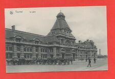 Belgique - TOURNAI - La gare   (J4296)