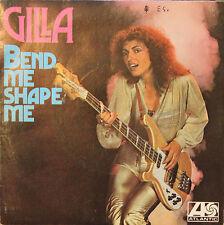 """Vinyle 45T Gilla """"Bend me shape me"""""""