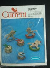 Needlepoint Plastic Canvas Christmas Ornaments Kit-Current 71576 1984 Horse Drum