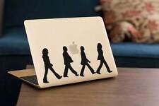Vinyl STICKERS BEATLES Abbey Road ADESIVI PER MAC - MACBOOK PRO AIR 11,13 15 17""