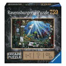Submarine 759 Piece Escape Puzzle #4 (Ravensburger)