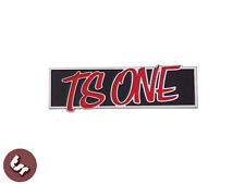 LAMBRETTA GP Billet CNC Legshield Badge/Emblem TS1/TS ONE/Tuned