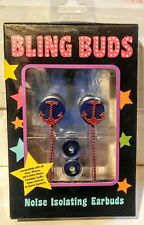 Bling Buds Noise Isolating Earbuds