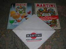 MARTINI  2 LIBRETTI + TOVAGLIOLO