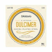 More details for dulcimer strings - d'addario ej64 - 4 strings - loop end