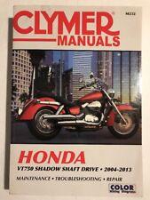 2004-2013 Honda VT750 Aero Spirit Phantom Shaft Drive Repair Service Manual M232