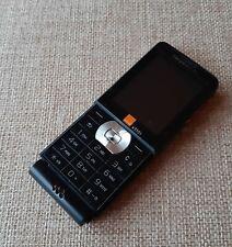 ≣ old SONY ERICSSON W350i mobile vintage rare phone