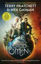 Good Omens by Neil Gaiman, Terry Pratchett (2019, Paperback)