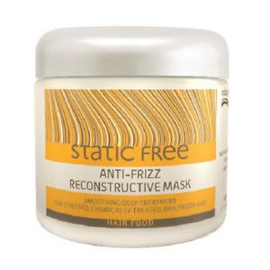 Natural Look Static Free Anti Frizz Treatment Mask 400ml SLS-Cruelty Free Vegan