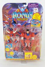 RONIN WARRIORS RYO 1995 Playmates Action Figure Brand New Factory Sealed