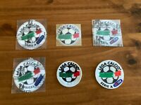 Patch SERIE A & B & PRIMAVERA Official Badge ITALIA Soccer LEXTRA 1997-2008