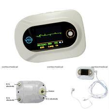 CE Visual Electronic Stethoscope ECG SpO2,Heart sound,Lung Sound,Cardiopulmonary