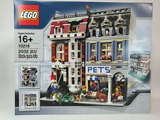 LEGO Creator 10218 Pet Shop - New, Sealed, Retired - Check the Box Condition
