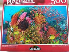New 500 Piece Jigsaw Puzzle (Great Barrier Reef, Queensland) Puzzlebug