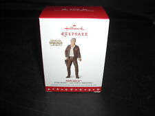 2016 Hallmark Han Solo-Star Wars The Force Awakens-20th in Series