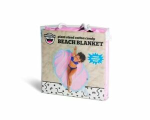 Bigmouth Inc Giant Sized Large Beach Blanket Towel - Sweet Summer Treat 5ft