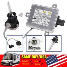 SET OF HID Xenon Ballast +Igniter+ D2S Bulb For Mazda 2 3 CX-5 CX-9 TL W3T20671