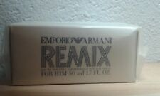 ARMANI REMIX FOR HIM MAN 50 ML VINTAGE DISCONTINUED!!!