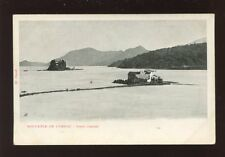 Greece Souvenir de CORFOU Ponti Conissi 1900s? u/b PPC