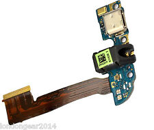 Genuine HTC One M8 Micro Usb Charging Port Dock Headphone Jack Connector Flex