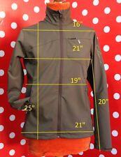 SALOMON CLIMA WIND jacket COAT sz L women waterresistant