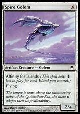 MTG 4x SPIRE GOLEM - Darksteel *Fly Affinity Islands*