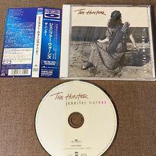 JENNIFER WARNES The Hunter JAPAN Blu-spec CD BVCP-20021 w/OBI+BOOKLET Free S&H