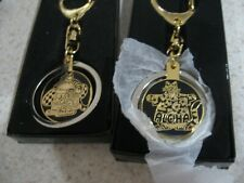Kliban Cat quality Metal keychains Gift Creations New 1990s lic. 2 dif surf