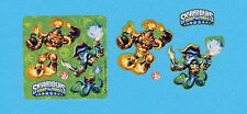 10 Make Your Own Skylanders Stickers - Party Favors