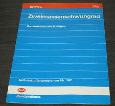 Audi 100 C4 80 B4 Quattro  Zweimassenschwungrad  SSP 142  Stand  05/1991