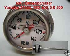 RR Ölthermometer YAMAHA SR 500, sr500, XT 500, xt500