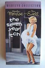 Marilyn Monroe Seven Year Itch VHS Tape 1955