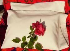 Eco Wool Travel Pillow W/Hemp Organic Cotton Muslin Pillowcase New Natural USA