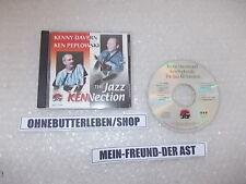 CD JAZZ Kenny Davern/Ken Peplowski-The Jazz kennection (9) canzone arbors