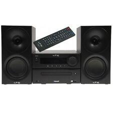 Micro-Stereoanlage CDM 100, Radio, CD, Bluetooth, USB HiFi Musikanlage schwarz