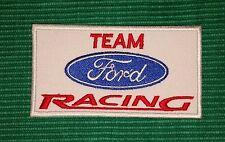 Vintage Team Ford Racing Formula 1 Motociclista Ferro/Da cucire Patch Ricamato/