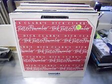 DICK CLARK Rock Roll & Remember 60's 4x LP w/ Notes VG+ Unistar 4/6/90 Beatles