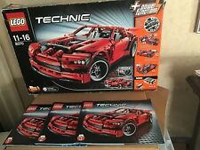 LEGO TECHNIC SET 8070 SUPER CAR.