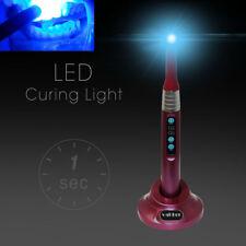 Vakker Dental i Led Curing Light 1 Second Cure Lamp 2300mw/c㎡