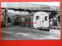 PHOTO  DINTING RAILWAY STATION EMU NO M59605M